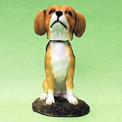 Beagle Bobble Head