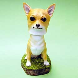 Chihuahua Bobble Head