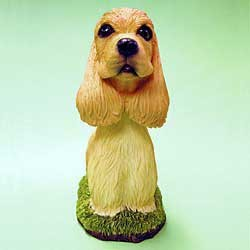 Cocker Spaniel Bobble Head
