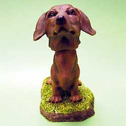 Dachshund Bobble Head