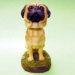 Pug Bobble Head