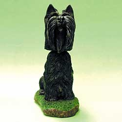 Scottish Terrier Bobble Head