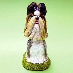 Shih Tzu Bobble Head