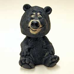 Black Bear Bobble Head