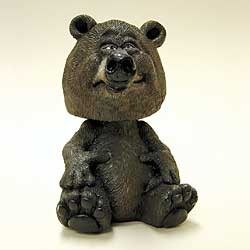 Brown Bear Bobble Head