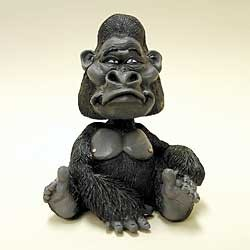 Gorilla Bobble Head
