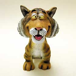 Tiger Bobble Head
