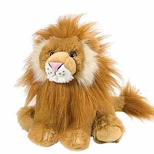 Lion Plush