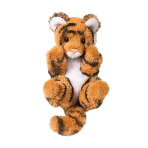 White Tiger Plush Stuffed Animal 15 Inch