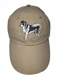 Alaskan Malamute Hat