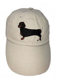 Black Dachshund Hat
