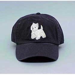 West Highland Terrier Hat
