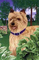 Cairn Terrier Garden Flag