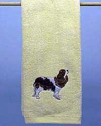 Cavalier King Charles Spaniel Hand Towel