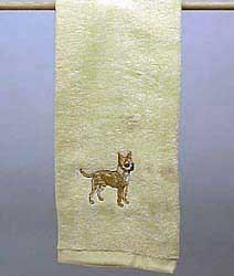 Chihuahua Hand Towel