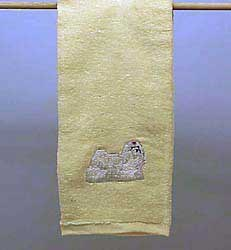 Maltese Hand Towel