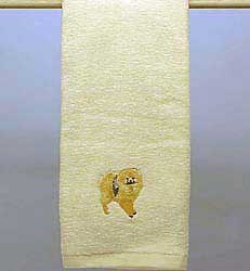 Pomeranian Hand Towel