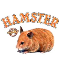 Hamster T-Shirt - Incredibly Cute