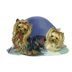 Yorkshire Terrier T-Shirt - Linda Picken