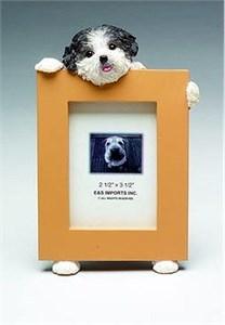 Shih Tzu Picture Frame