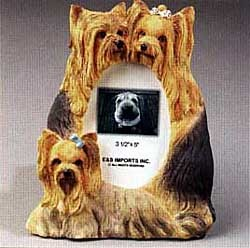 Yorkshire Terrier Picture Frame