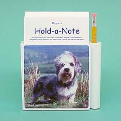 Dandie Dinmont Hold-a-Note