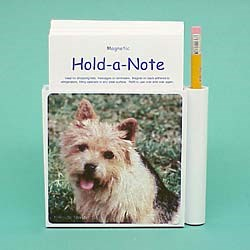 Norwich Terrier Hold-a-Note