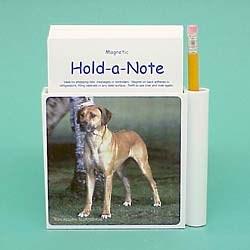 Rhodesian Ridgeback Hold-a-Note