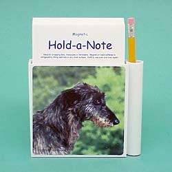 Scottish Deerhound Hold-a-Note