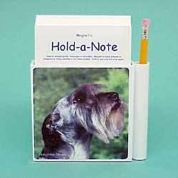 Sealyham Terrier Hold-a-Note