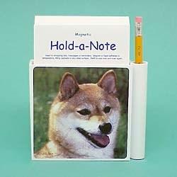 Shiba Inu Hold-a-Note