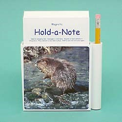 Beaver Hold-a-Note