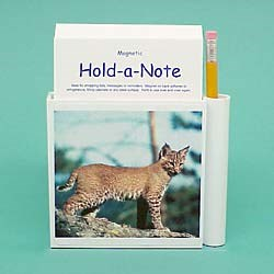 Bobcat Hold-a-Note