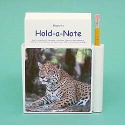 Jaguar Hold-a-Note