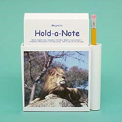 Lion Hold-a-Note