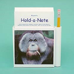 Orangutan Hold-a-Note