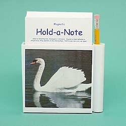 Swan Hold-a-Note