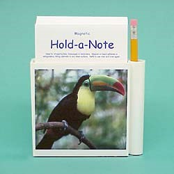 Toucan Hold-a-Note