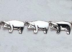Pig Bracelet