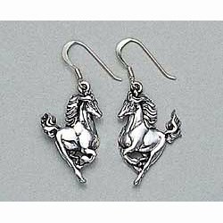 Arabian Horse Earrings