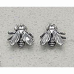 Bee Earrings Stud