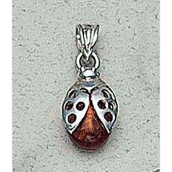 Ladybug Pendant
