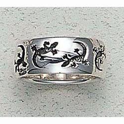 Lizard Ring