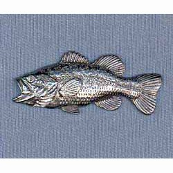 Largemouth Bass Pin