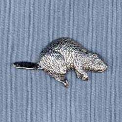 Beaver Pin