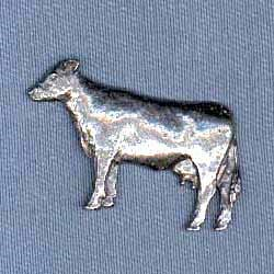 Cow Pin