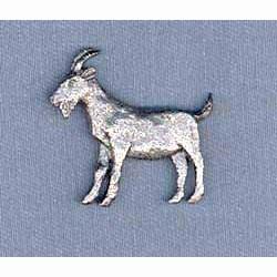 Goat Pin
