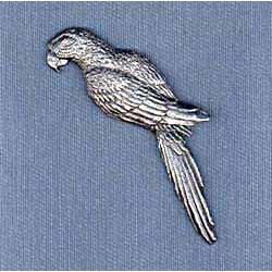 Macaw Pin
