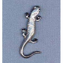 Salamander Pin