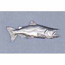 Salmon Pin